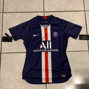 Women's Paris soccer jersey
